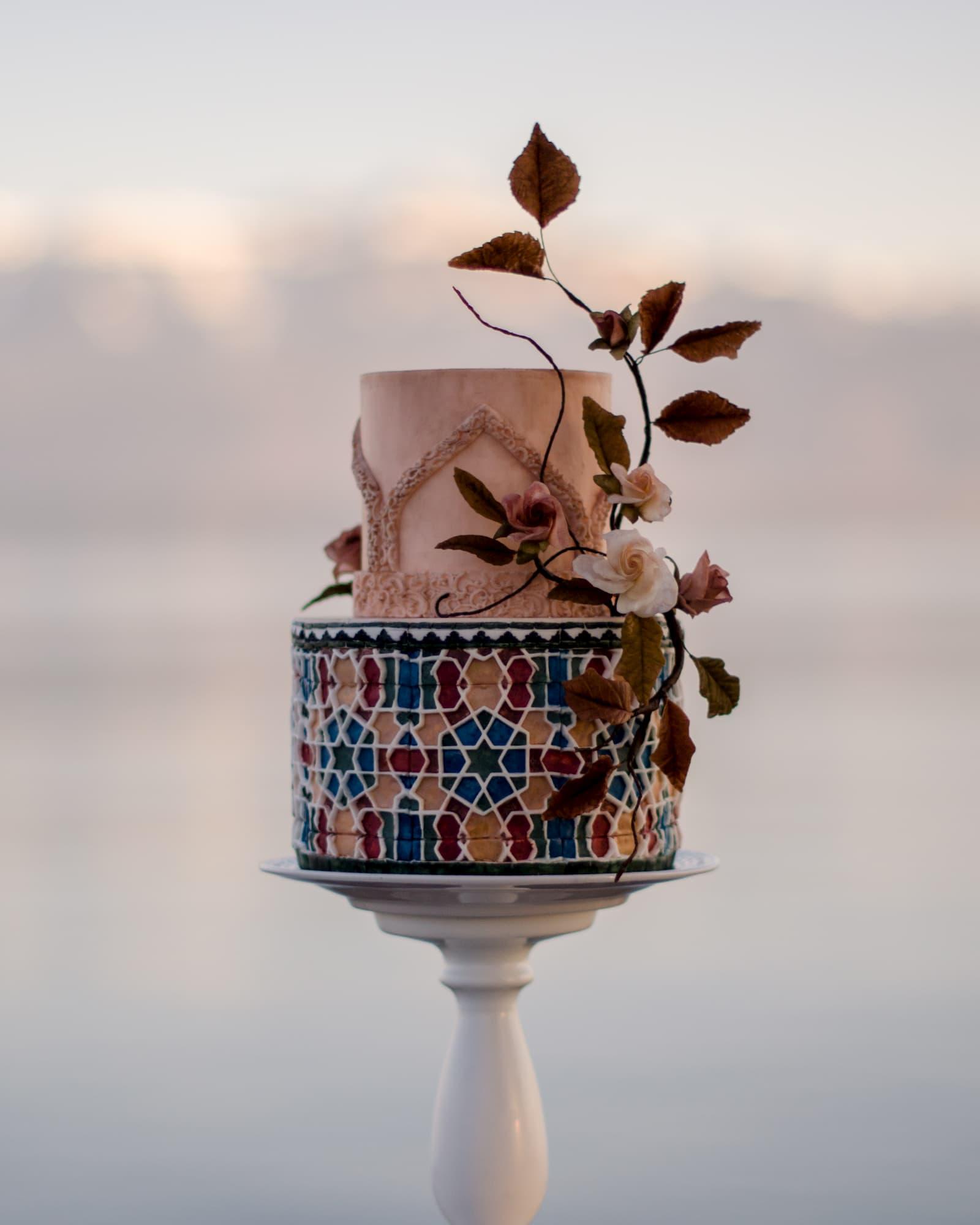 Roseraé Cakes Alhambra