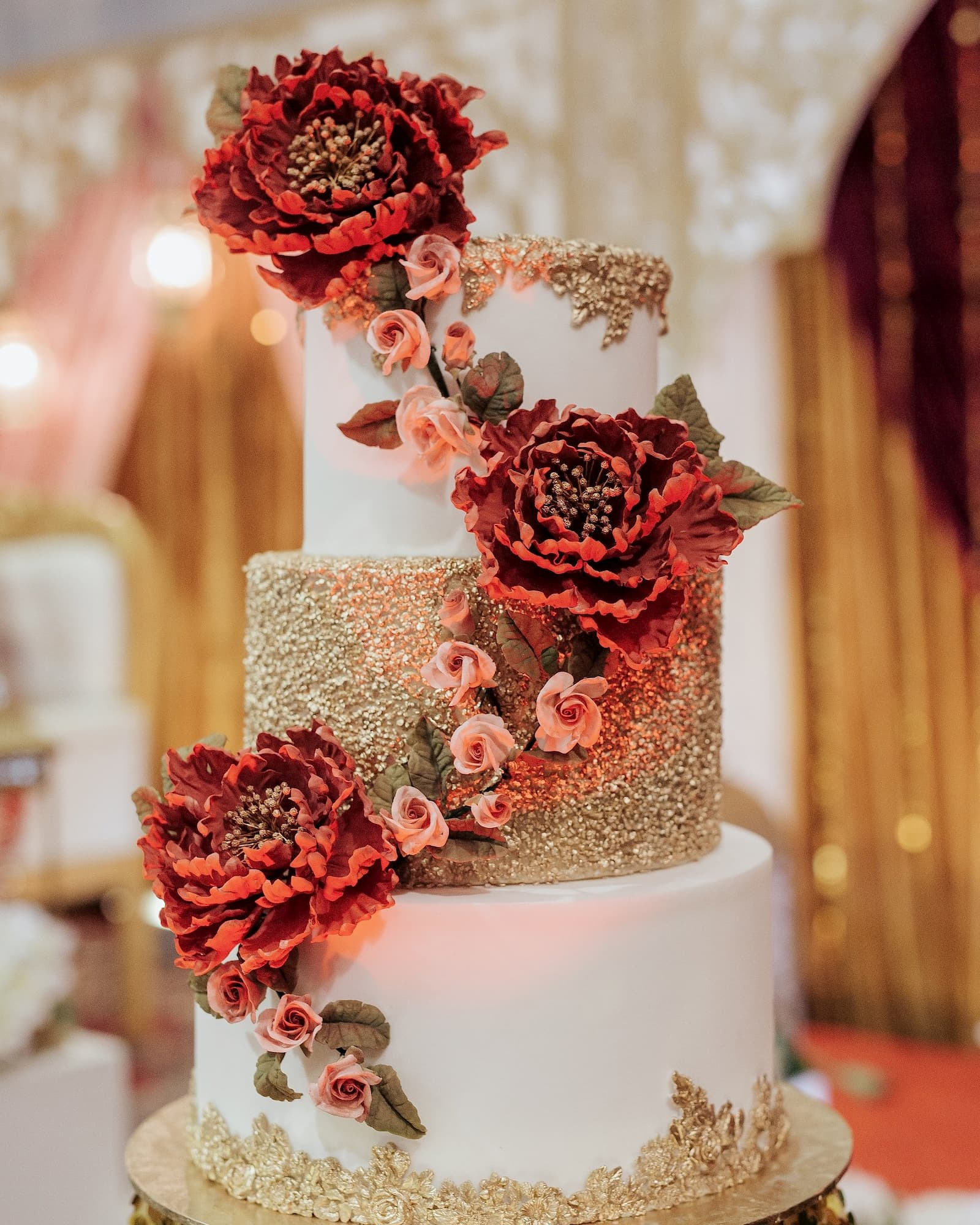 Roseraé Cakes Glitz and Glam