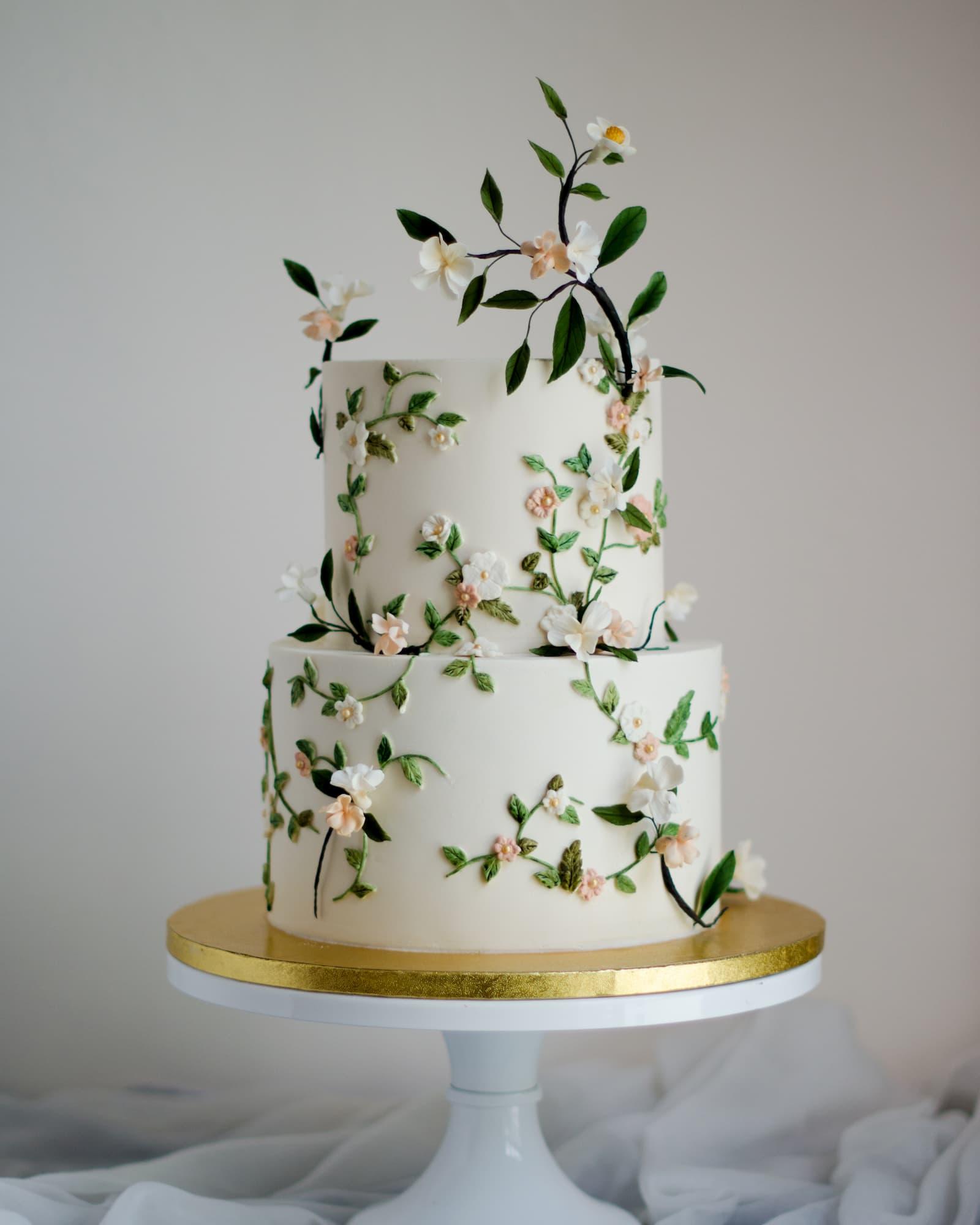 Roseraé Cakes Monique Lhuillier