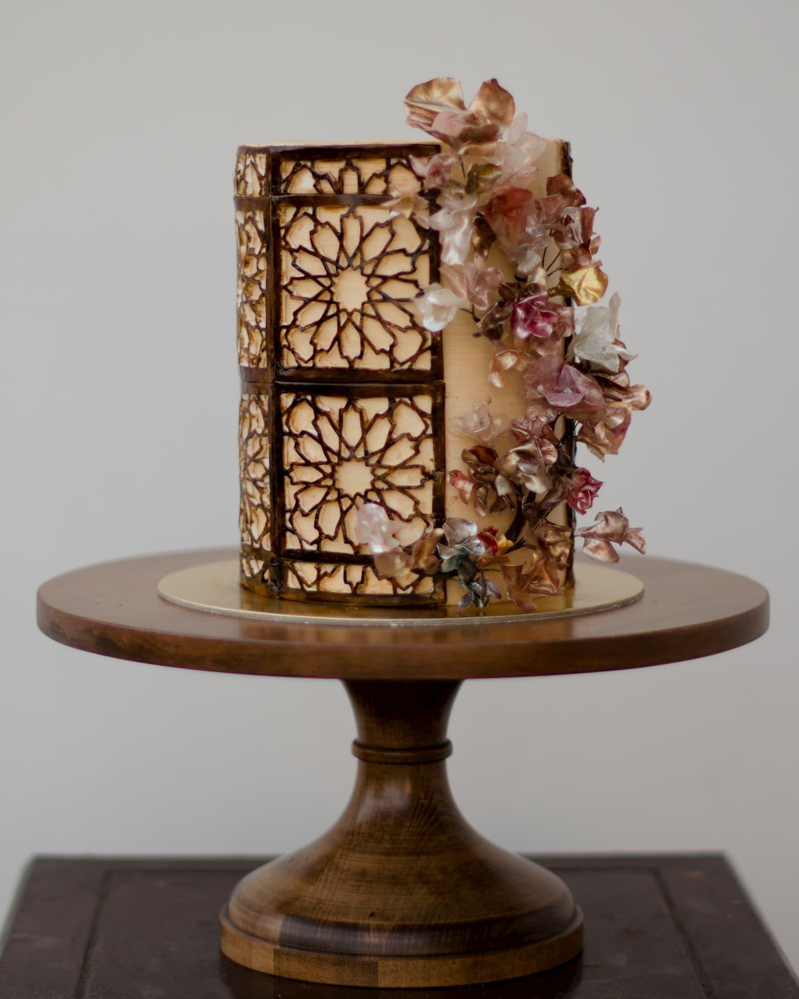 Roseraé Cakes Moroccan