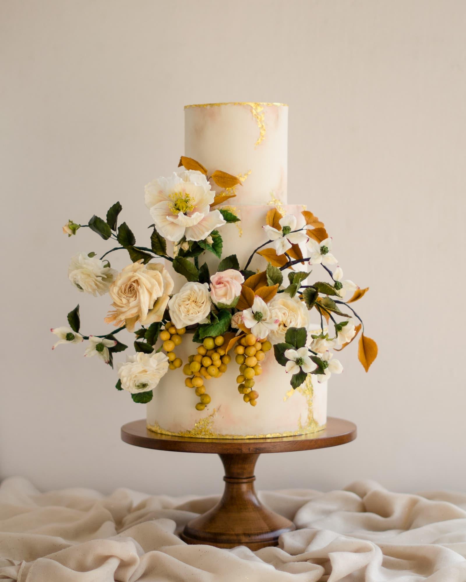 Roseraé Cakes Golden Hour