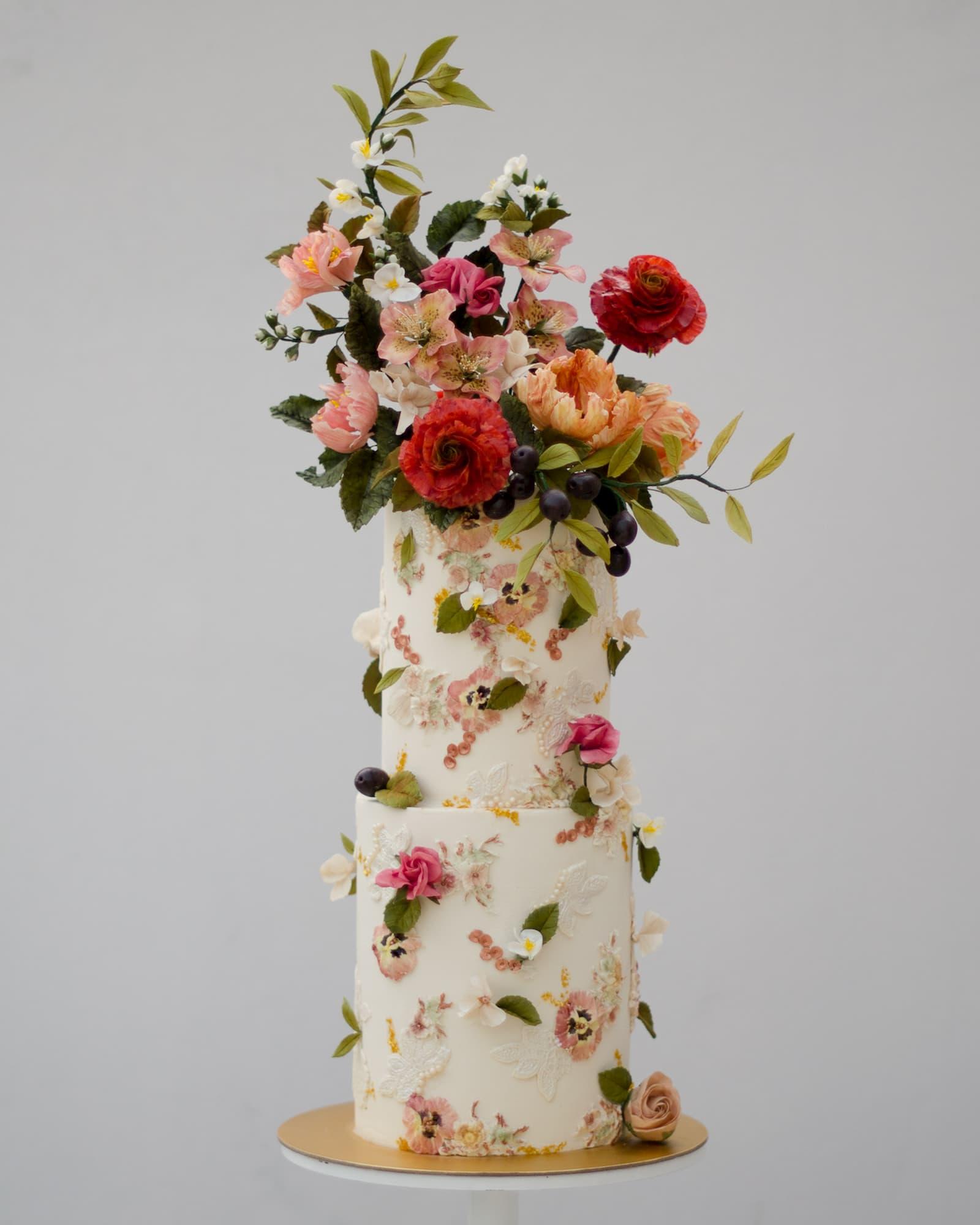 Roseraé Cakes Vibrant & Celebratory