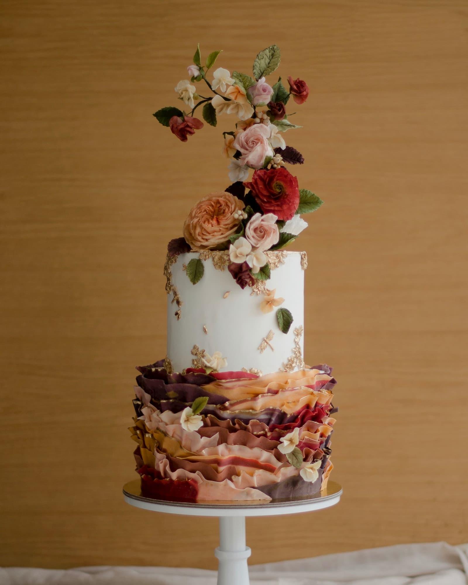 Roseraé Cakes Whimsical Romance